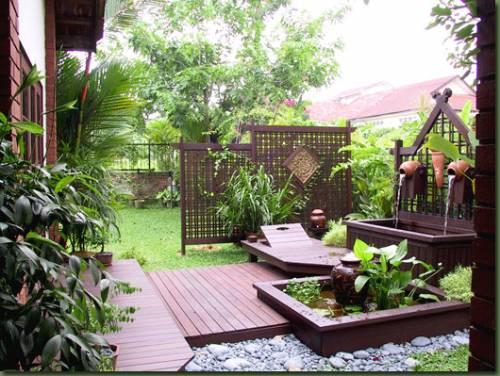 Дизайн малого сада ландшафтный дизайн